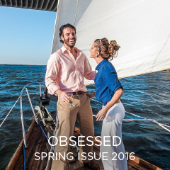 See all the ways we're OBSESSED in this Spring 2016 issue.