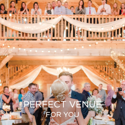See all our venue ideas and find the one that's PERFECT for your big day.