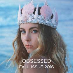 This issue we're obsessed over mermaid crowns, workout wedding bands and charmed tassels and vessels.