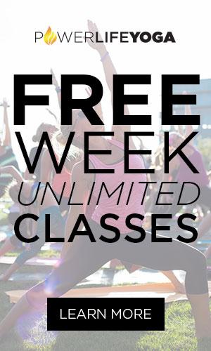 Power Life Yoga Free Week