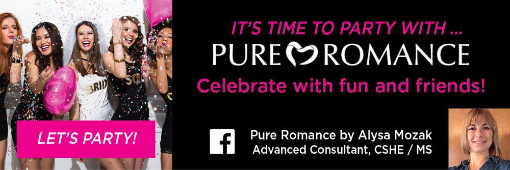 Pure Romance - Alysa Mozak