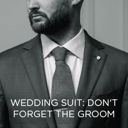 Rent, buy, borrow, but please get something that fits gentlemen!