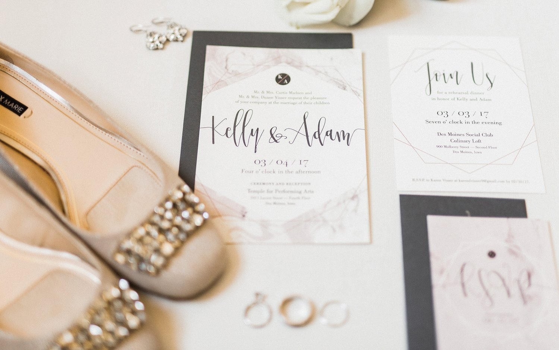 Kelly + Adam — Heartland Wedding Ideas
