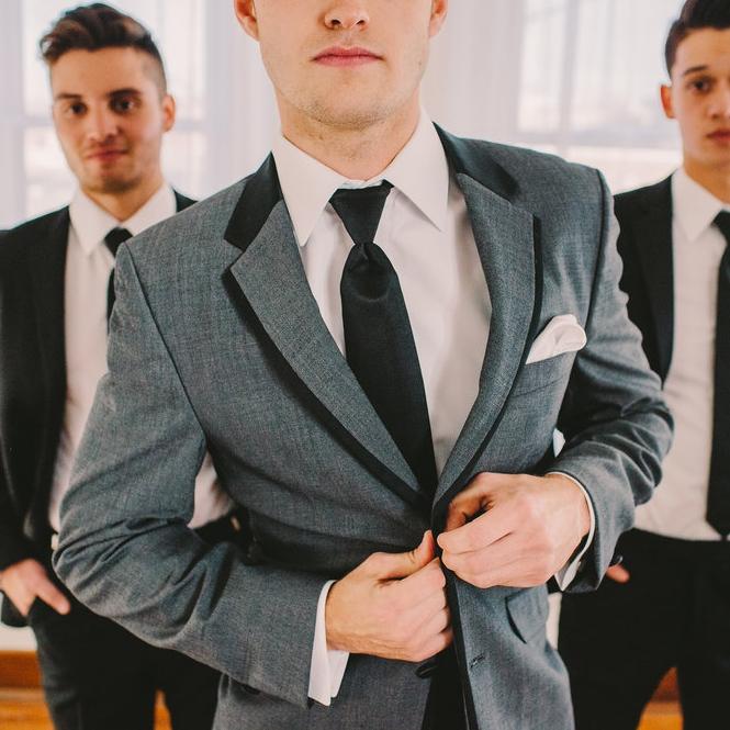 Milroy's Tuxedo - VIEW MORE >>
