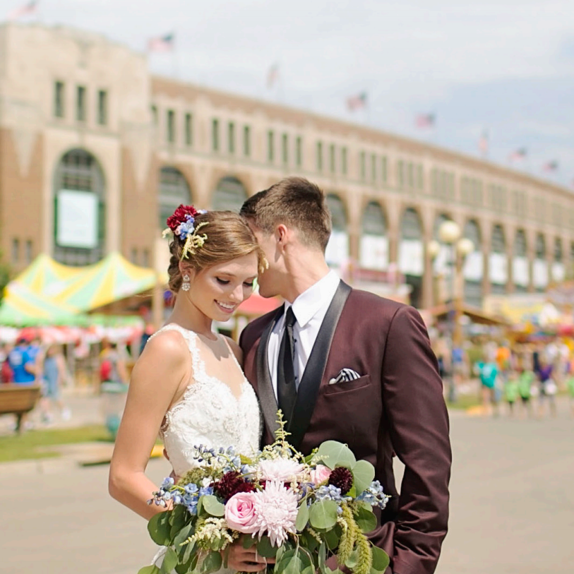 Iowa State Fairgrounds - LEARN MORE >>