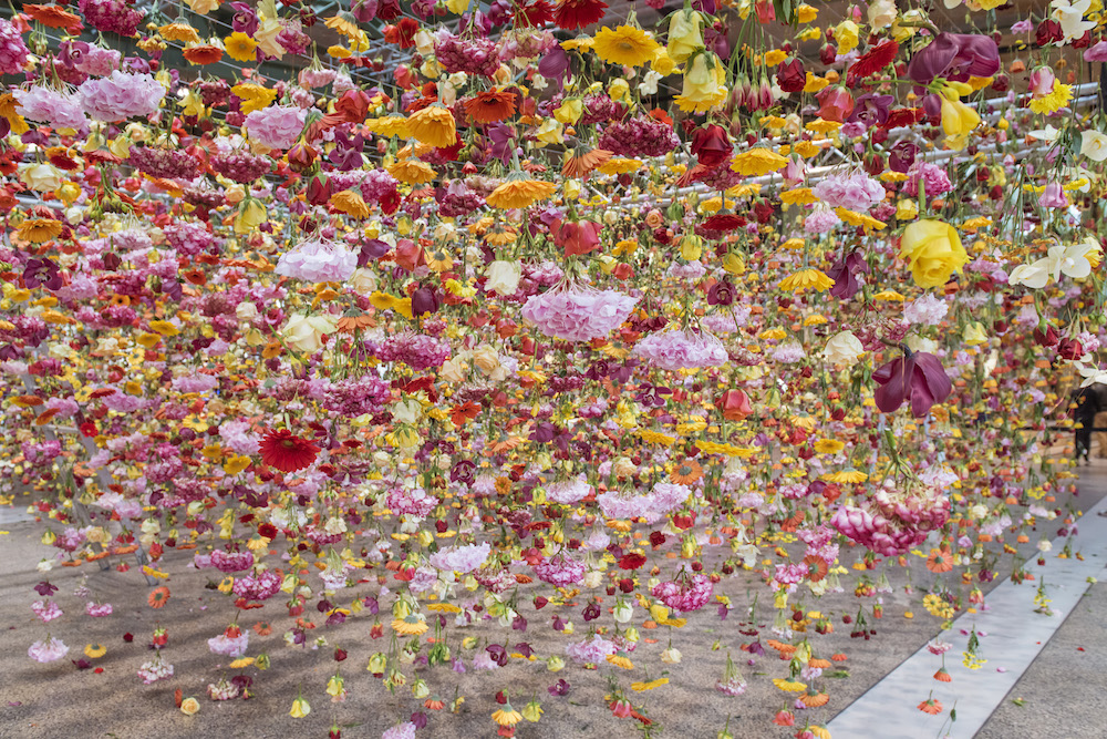 """The Beauty of Decay"" by Rebecca Louise Law @ Chandra Gallery, SF"