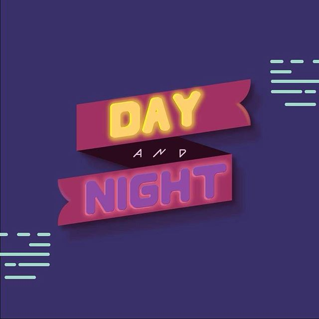 #vector #graphicdesign #dayandnight *1.1