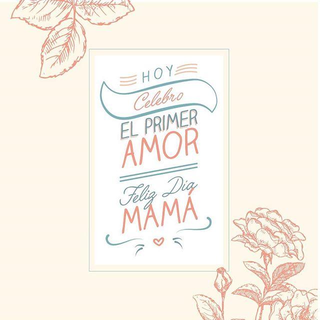 Feliz día ma' #happymothersday #felizdiadelamadre #felizdiamamá #teamomadre #vector #graphicdesign #loveumom #letters