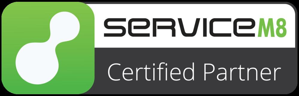 Servicem8 certified