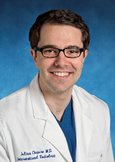 Julius Chapiro, MD