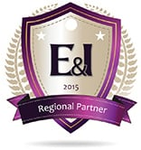 Read more about our E&I Regional Supplier Award here .