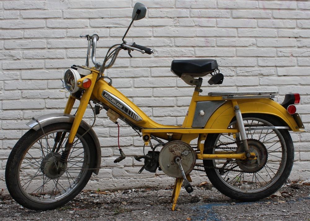 Yellow Motobacane (No Light) PROJECT — home