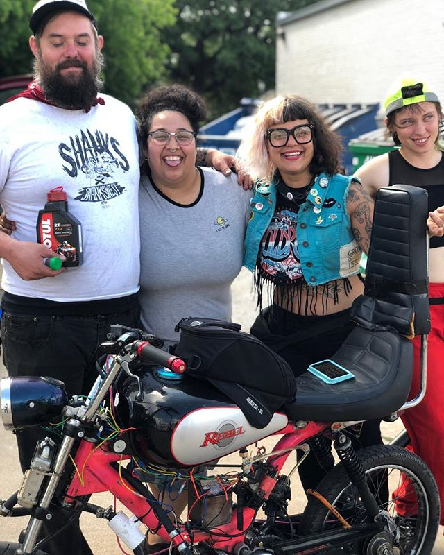 BAKERS DOZEN YEAR TWO 5/20/2018 photo drop. #mopedarmy #austinmopeds #bdy2