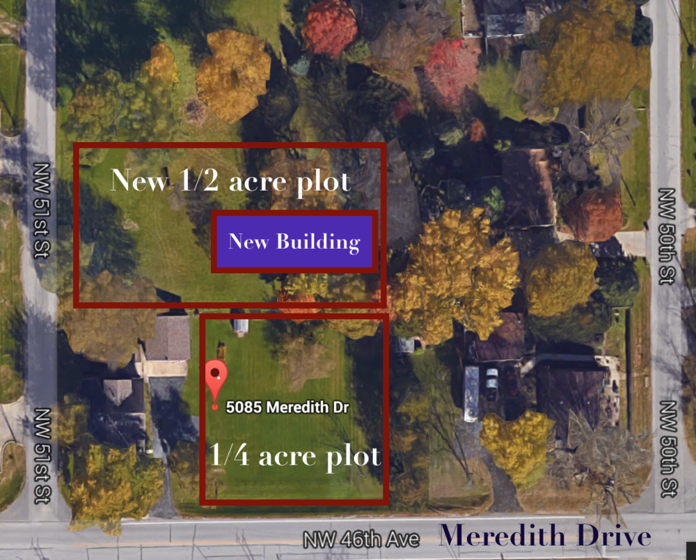Newest plot plans