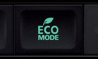 MODALITA' ECO   Attivando l'ECO MODE il sistema gestisce il controllo del motore, del climatizzatore e della trazione integrale 4WD Eco ottimizzando le emissioni e le prestazioni.