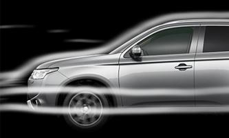 DESIGN AERODINAMICO   Il nuovo OUTLANDER supera le aspettative in fatto di guida eco-sostenibile. Oltre a prestazioni e piacere di guida sorprendenti, i motori benzina MIVEC e diesel DI-D mettono a segno un'economia nei consumi e una riduzione delle emissioni senza precedenti.