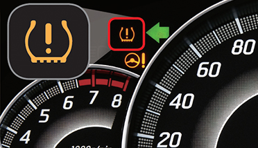 TPMS (TYRE PRESSURE MONITORING SYSTEM)