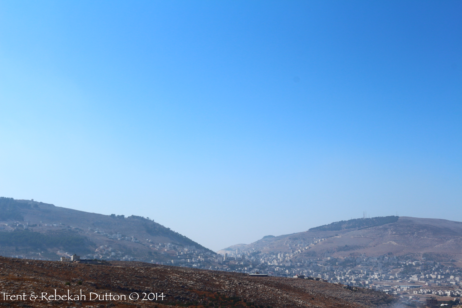 3_MtGerizim_MtEbal_Shechem_Day3