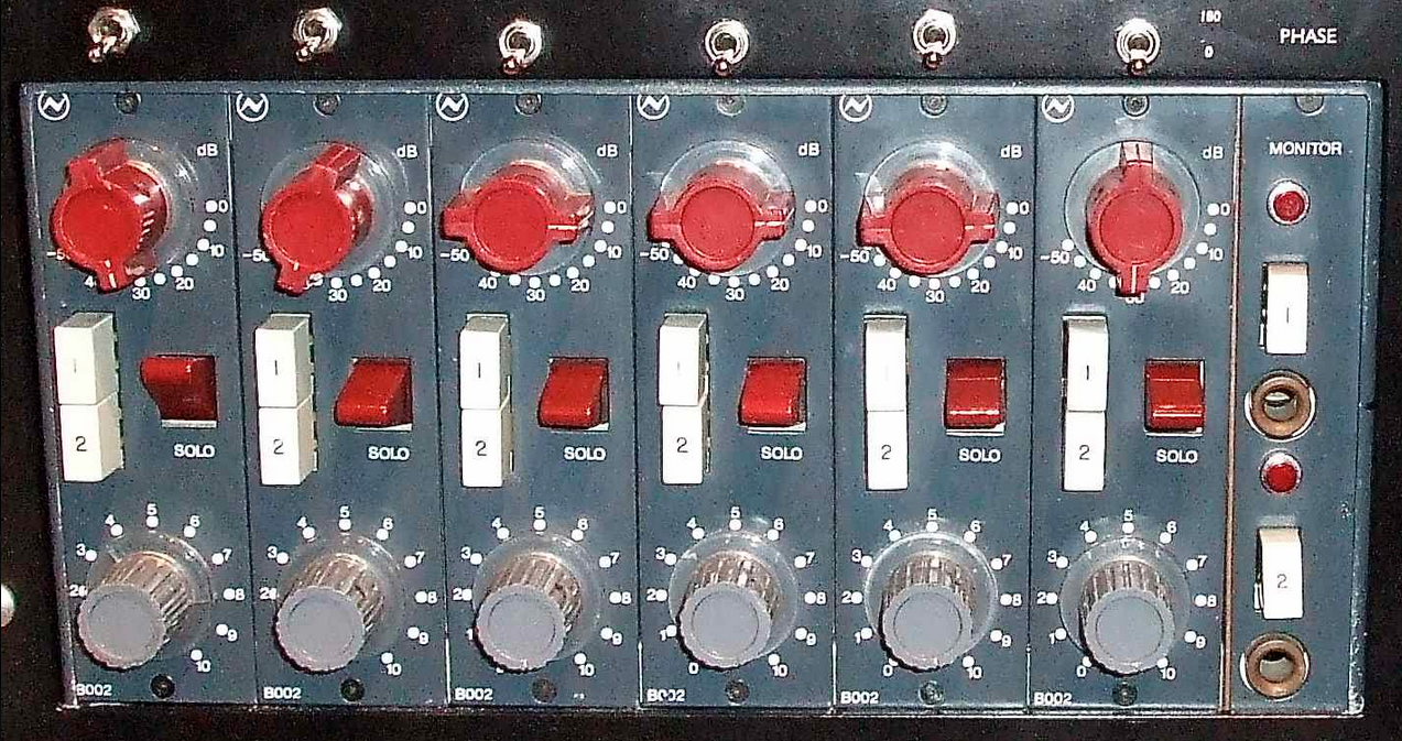 Retro Hardware: Neve Class-A Microphone Preamp-Only Modules (no EQ