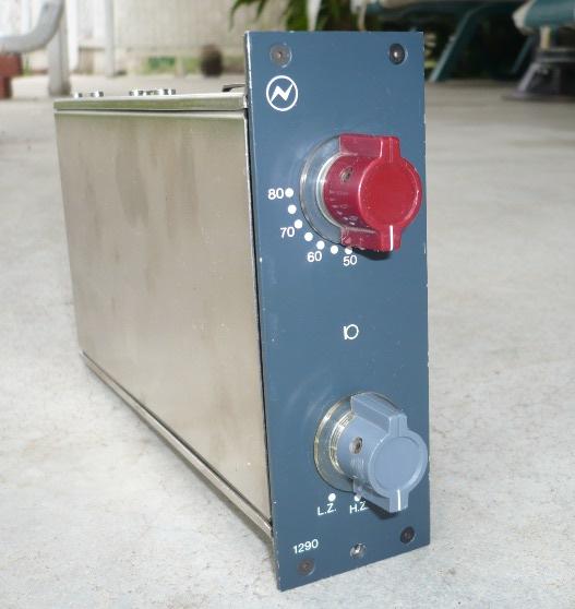 Neve 1290 Microphone Amplifier