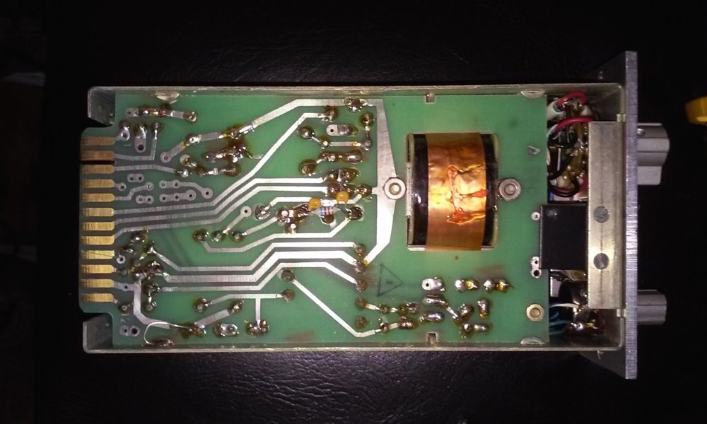 API 512 PCB view