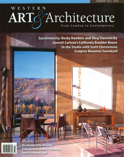 The Reedy/Ward Residence Was Featured Again, This Time On The Cover, Of The  Popular Western Art And Architecture Magazine For Summer/Fall 2010.