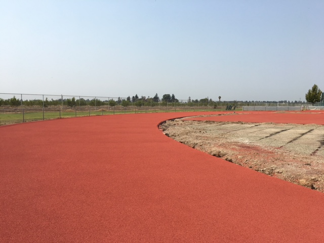 2018-08-22 RVHS Turn 2 finished track texture.JPG