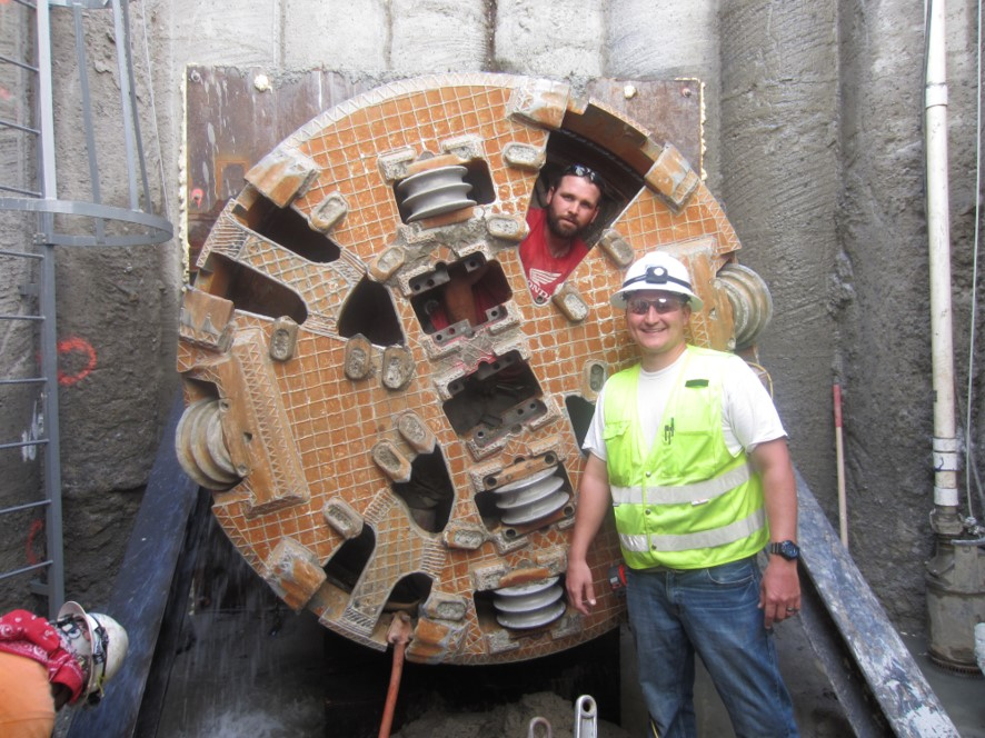 Microtunneling Project