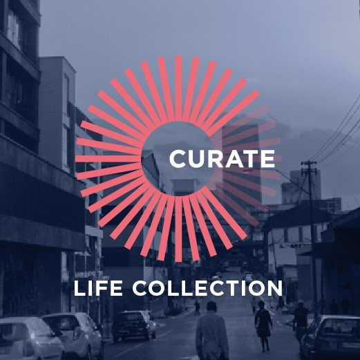 Curate Life Collection logo