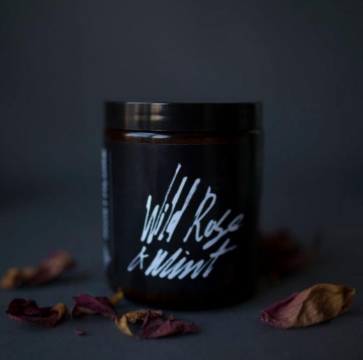 Northlore Wild Rose & Mint Scrub ($22) Photo by November Wild