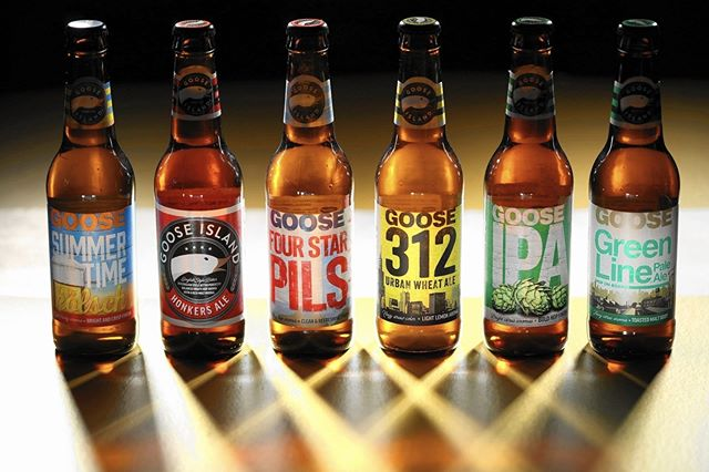Looking for a great beer? Goose Island is the way to go! 2248 Hylan Blvd Staten Island, New York 10306