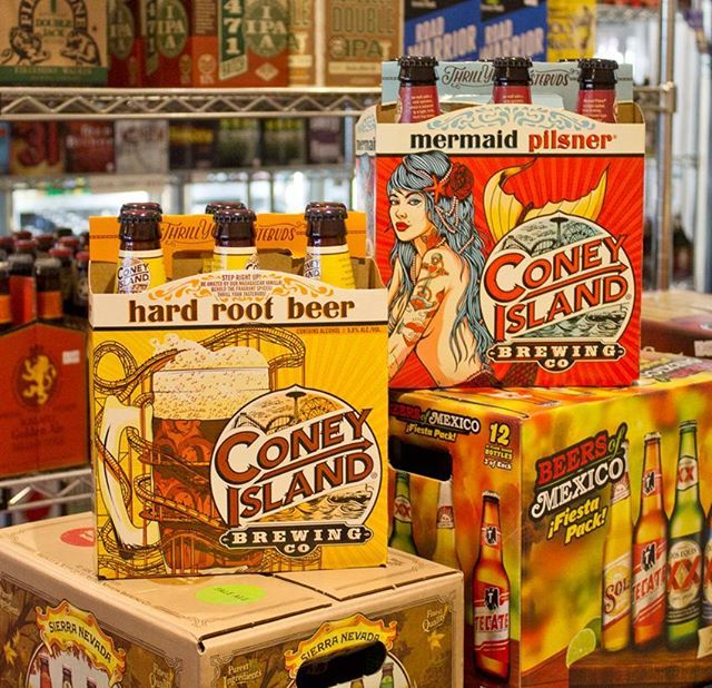Try one of our Craft Beers! We have so many to choose from; from Staten Island Flagship Brewing Co. to Coney Island Brewing Co. and more! 2248 Hylan Blvd Staten Island, New York 10306