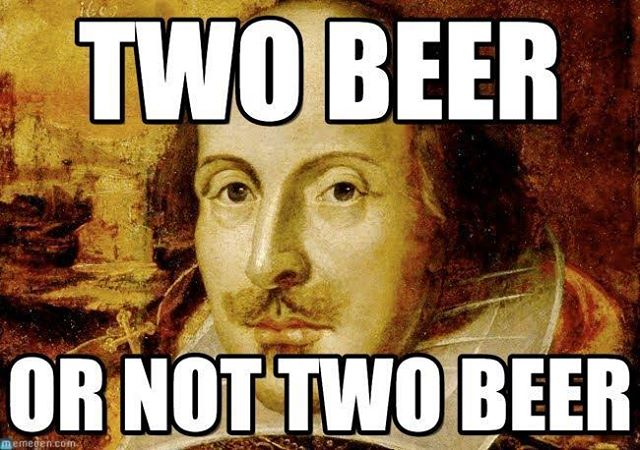The answer is easy, always two beer! 2248 Hylan Blvd Staten Island, New York 10306