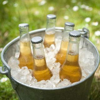 Nothing goes better together than summer barbecues and ice cold beer!