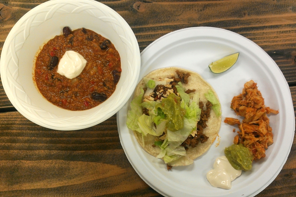 Beyondmeat Headquarters Taco/Chili Party
