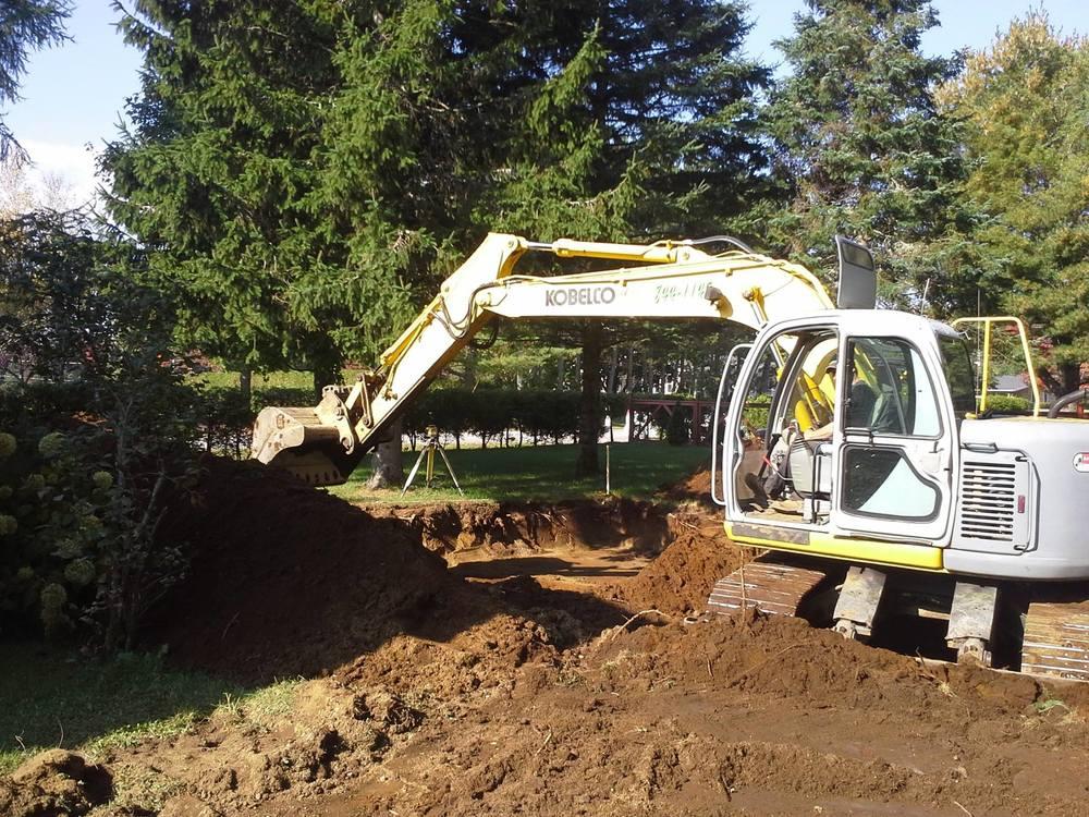 Excavatrice Kobelco 115SR