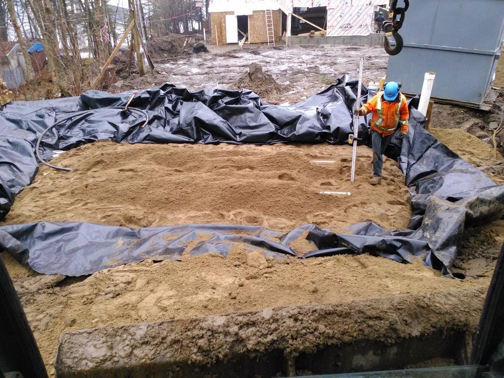 Filtre à sable Hors-sol suivant un DPec de premier tech aqua