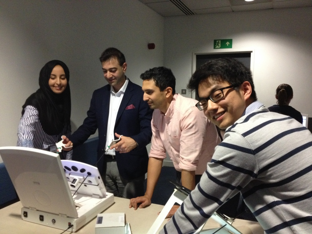 Laparoscopic Workshops