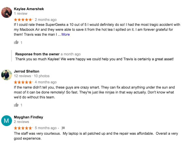 Lubbock reviews