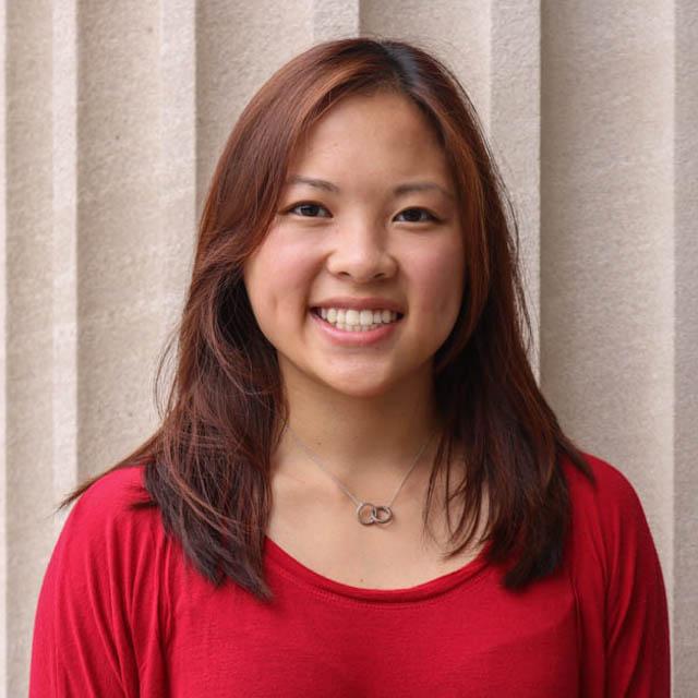 Irene Kao   Newport Beach, CA  CC, Economics & Psychology