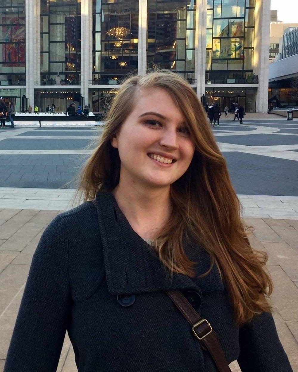 Sarah Cook   Atlanta, GA         BC, Theatre
