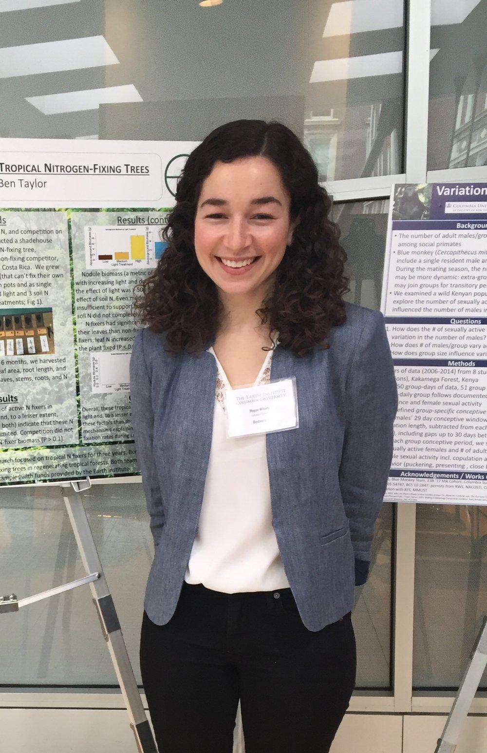 Megan Wilcots   Madison, WI  CC, Environmental Biology