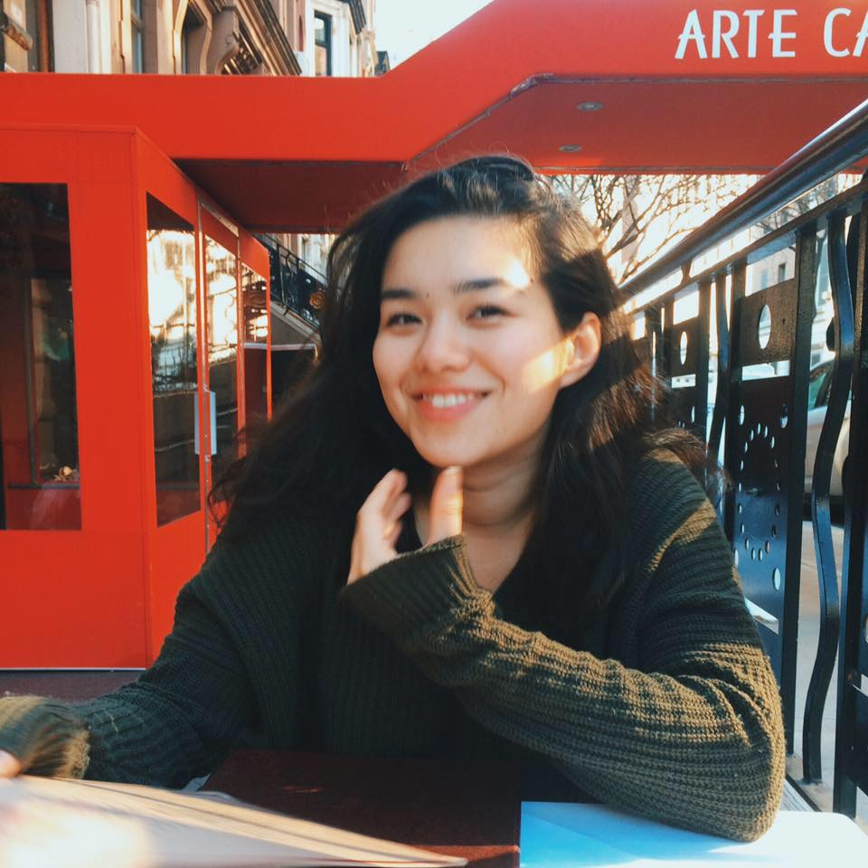 Alexandra Humair Hong Kong                   BC, East Asian Studies