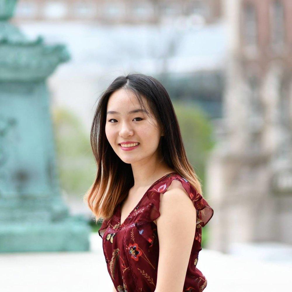 Helen Chen   Athens, GA          CC