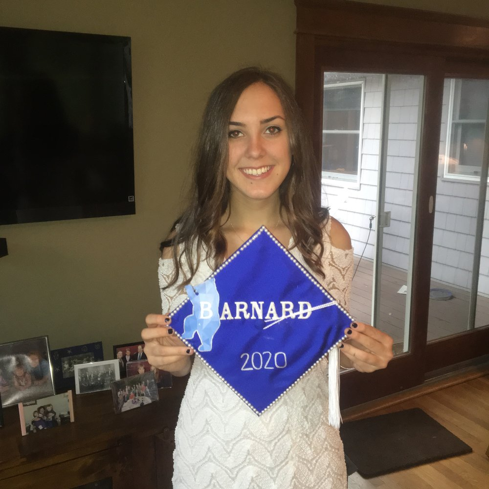 Diana Chantz   Scarsdale, NY  BC, Economics and Computer Science