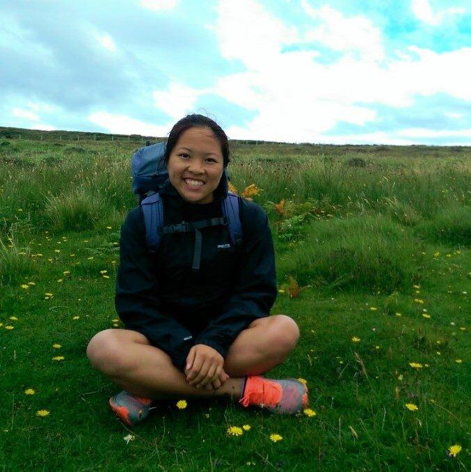 Irene Kao, CC '18, Credit Suisse internship