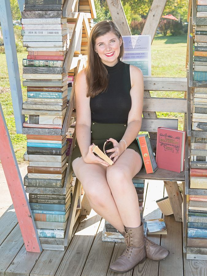 Allie Humphrey   Charlottesville, VA  BC,   History