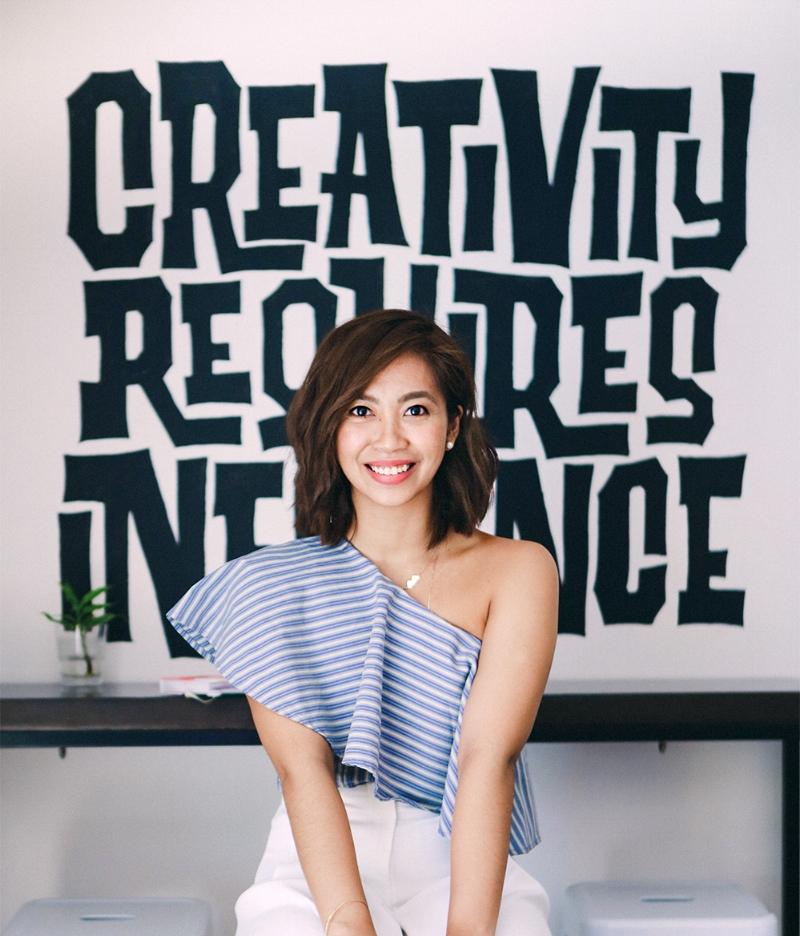 Hi, I'm Arriane Serafico. I'm the founder of Purposeful Personal Branding.