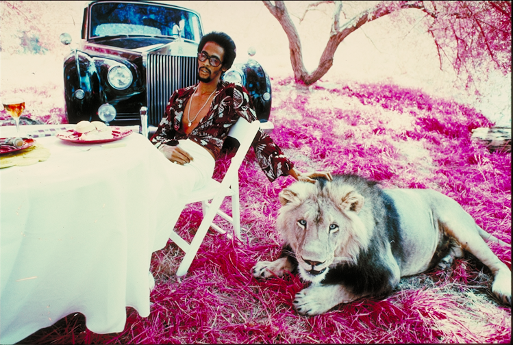 David Ruffin by Jim Britt