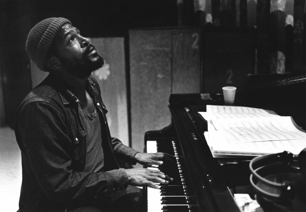 Marvin Gaye by Jim Britt 1973